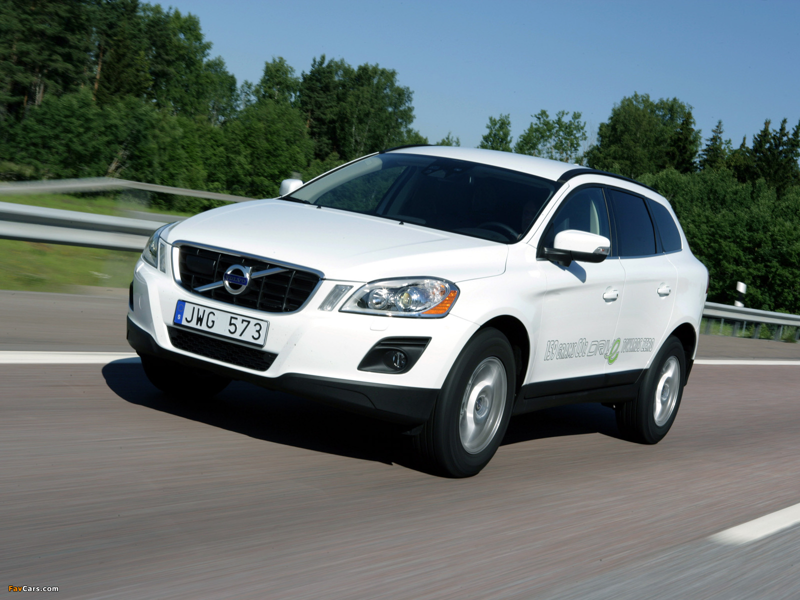 Pictures of Volvo XC60 DRIVe Efficiency 2009 (1600 x 1200)