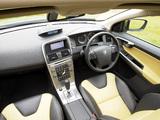 Volvo XC60 D5 UK-spec 2008 images