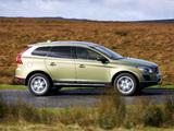 Volvo XC60 D5 UK-spec 2008 wallpapers