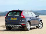 Volvo XC60 DRIVe Efficiency UK-spec 2009–13 images