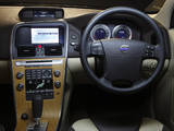 Volvo XC60 D5 AU-spec 2009–13 photos