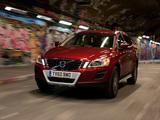 Volvo XC60 DRIVe Efficiency UK-spec 2009–13 pictures