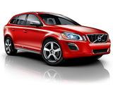 Volvo XC60 R-Design 2009–13 pictures