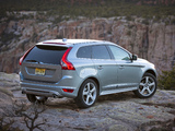 Volvo XC60 R-Design US-spec 2009–13 pictures