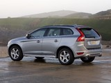 Volvo XC60 R-Design UK-spec 2009–13 wallpapers