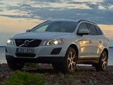 Volvo XC60 D3 2009 wallpapers