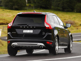 Volvo XC60 R-Design AU-spec 2011–13 pictures