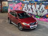 Volvo XC60 DRIVe Efficiency UK-spec 2009–13 wallpapers