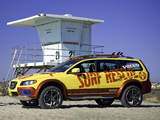 Images of Volvo XC70 Surf Rescue Concept 2007