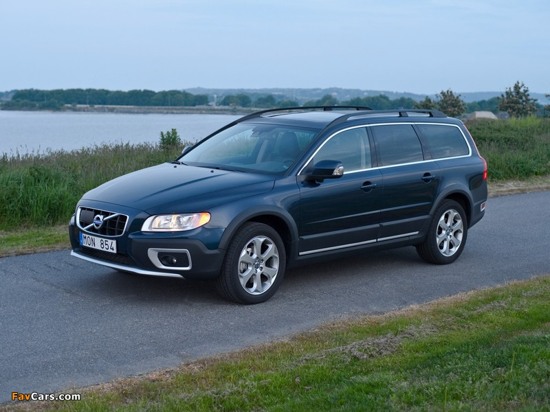 Images of Volvo XC70 D5 2009 (800 x 600)