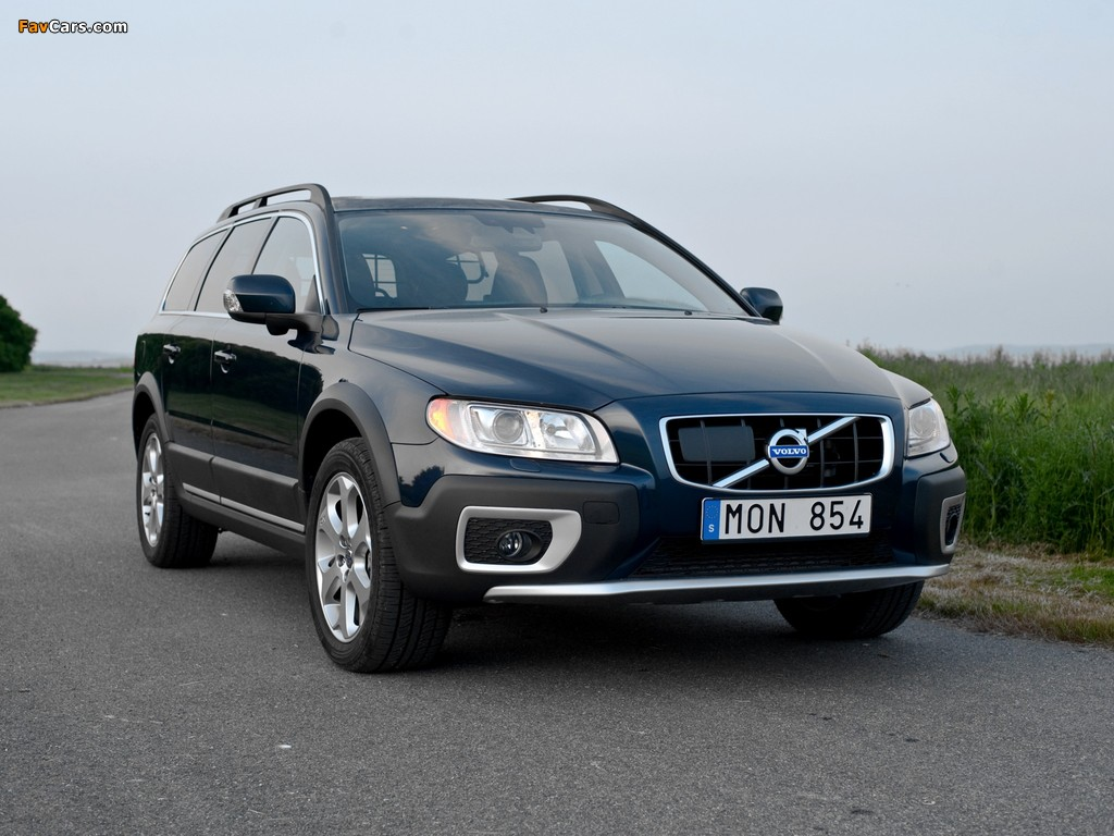 Images of Volvo XC70 D5 2009 (1024 x 768)