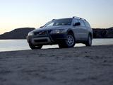 Photos of Volvo XC70 US-spec 2005–07