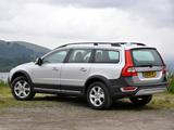Photos of Volvo XC70 DRIVe UK-spec 2009