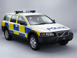 Pictures of Volvo V70XC Police 2000–05