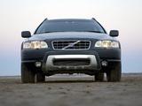 Volvo XC70 US-spec 2005–07 pictures