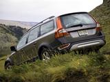 Volvo XC70 US-spec 2007–09 images