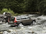 Volvo XC70 2007–09 wallpapers
