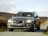 Volvo XC70 UK-spec 2007–09 wallpapers