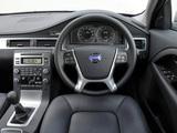 Volvo XC70 DRIVe UK-spec 2009 wallpapers