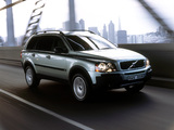 Images of Volvo XC90 2002–06