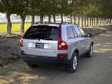 Images of Volvo XC90 V8 2005–07