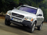 Images of Volvo XC90 V8 2005–07