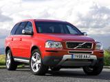Images of Volvo XC90 R-Design UK-spec 2008–09