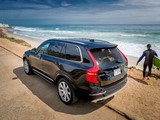"Images of Volvo XC90 T6 Inscription ""First Edition"" US-spec 2015"