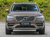 Images of Volvo XC90 T8 Inscription MY-spec 2017