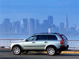 Photos of Volvo XC90 2002–06