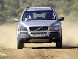 Photos of Volvo XC90 AU-spec 2003–07