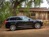 """Photos of Volvo XC90 T6 Inscription """"First Edition"""" US-spec 2015"""
