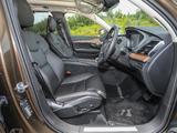 Photos of Volvo XC90 T8 Inscription MY-spec 2017