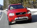 Pictures of Volvo XC90 R-Design 2012