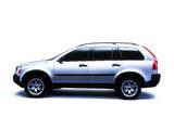 Volvo XC90 2002–06 images