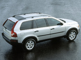 Volvo XC90 2002–06 photos