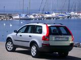 Volvo XC90 2002–06 pictures