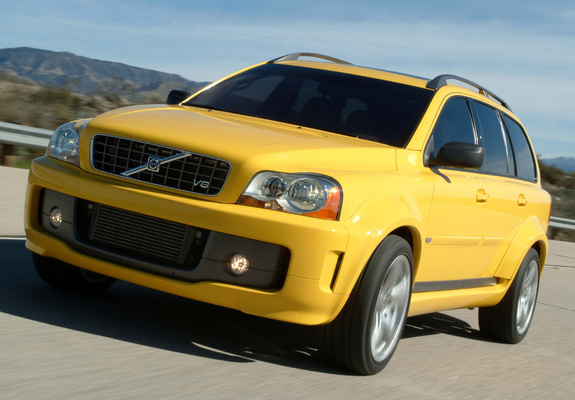 Volvo Xc90 Supercharged V8 2005 Images