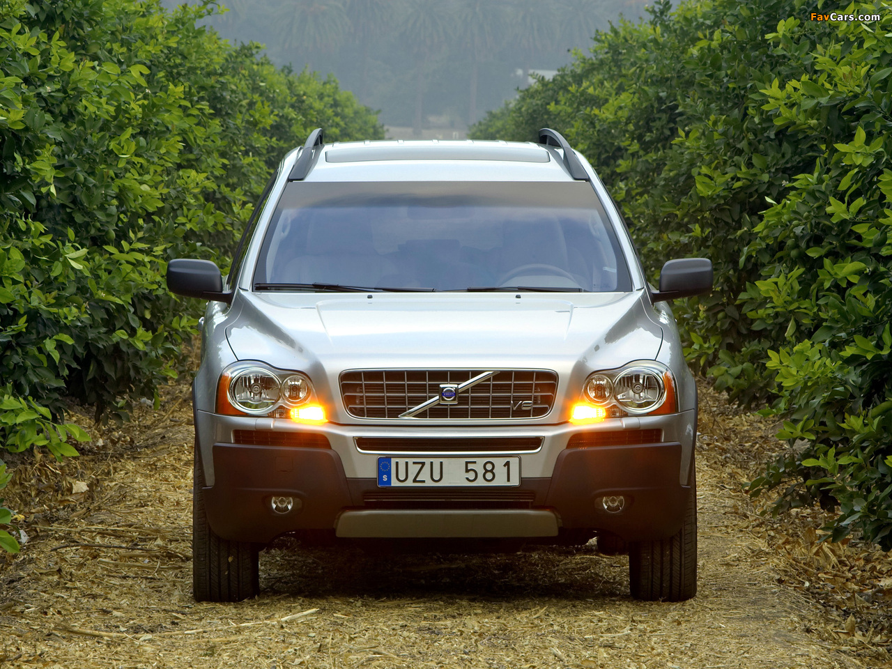 Volvo Xc90 V8 2005 07 Pictures 1280x960