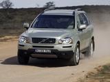 Volvo XC90 V8 AU-spec 2006–07 photos