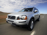 Volvo XC90 D5 AU-spec 2006–07 pictures