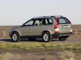 Volvo XC90 V8 AU-spec 2006–07 pictures