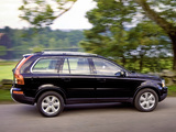 Volvo XC90 2007–09 images