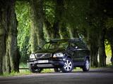 Volvo XC90 2007–09 pictures