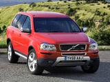 Volvo XC90 R-Design UK-spec 2008–09 photos