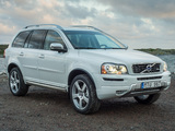 Volvo XC90 D5 R-Design 2012 wallpapers