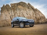 """Volvo XC90 T6 Inscription """"First Edition"""" US-spec 2015 wallpapers"""
