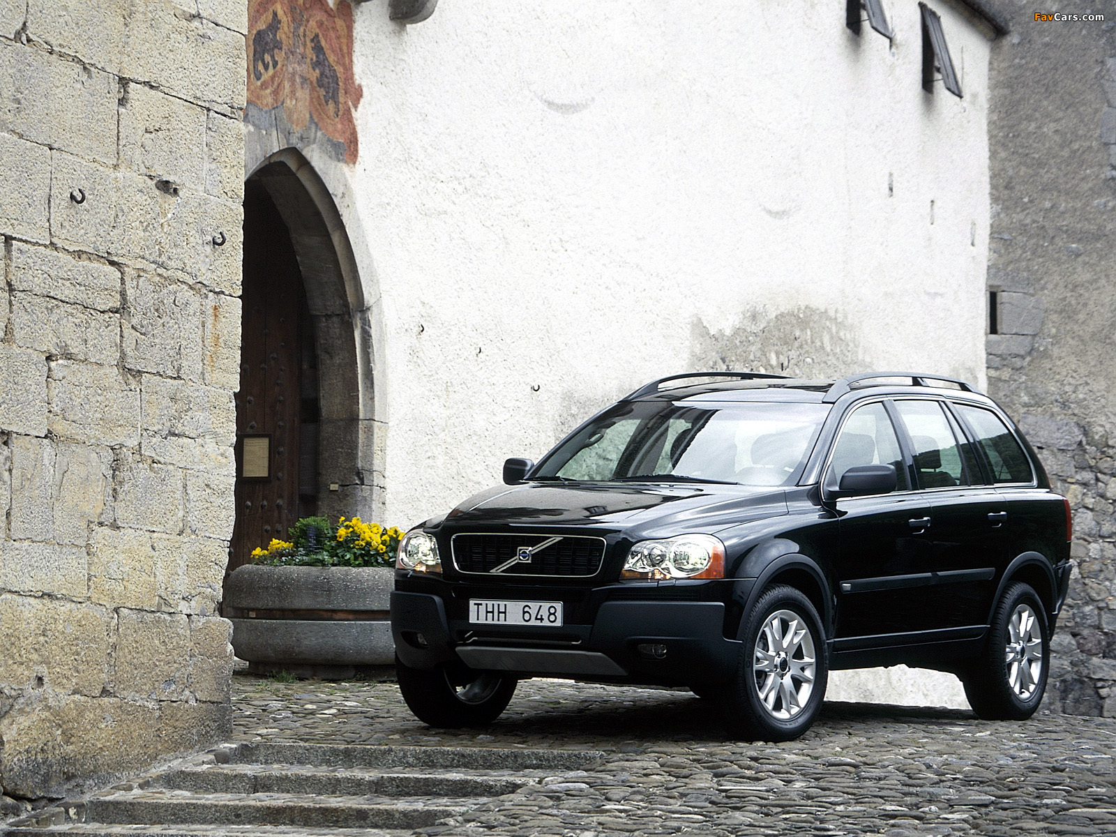 Volvo Xc90 2002 06 Wallpapers 1600x1200