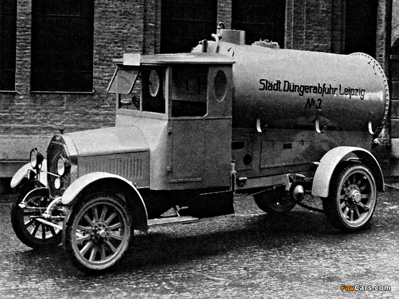 Photos of VOMAG P30 Tanker 1920–26 (800 x 600)