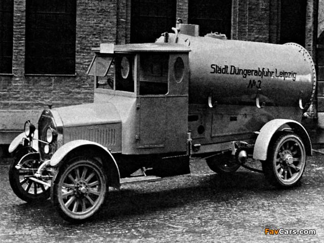 Photos of VOMAG P30 Tanker 1920–26 (640 x 480)